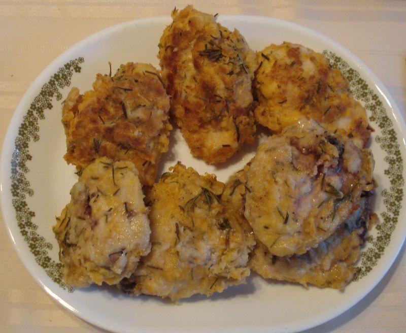 Cholula Fried Chicken